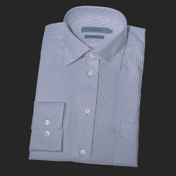 Bosweel Genua Hemd Business Fashion Hemd Farbe Blau Blue