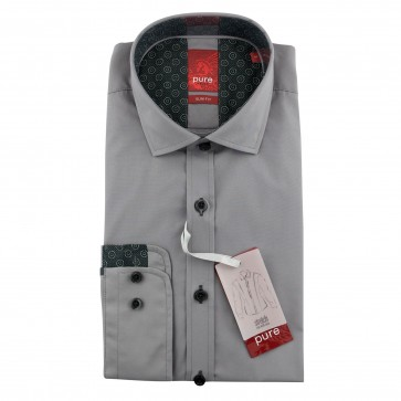 Pure Hemd Slim Fit - Pure 3526 784