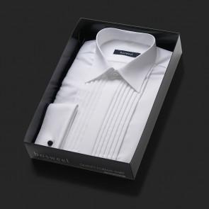 Salzburg Hemd Herren Business Fashion Herren Farbe Weiss