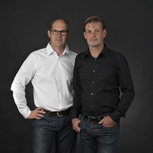 Fredi Rupp & Gerhard Leitner